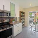 Kitchen w/ Patio Access