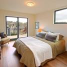 Master Bedroom w/ Deck Access
