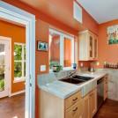 Kitchen w/ Solarium