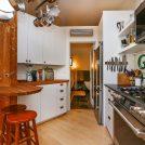 Kitchen w/ built-ins