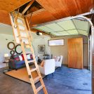 Bonus storage loft